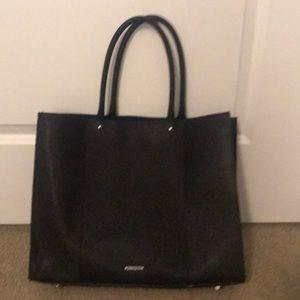 Rebecca minkoff large black bag
